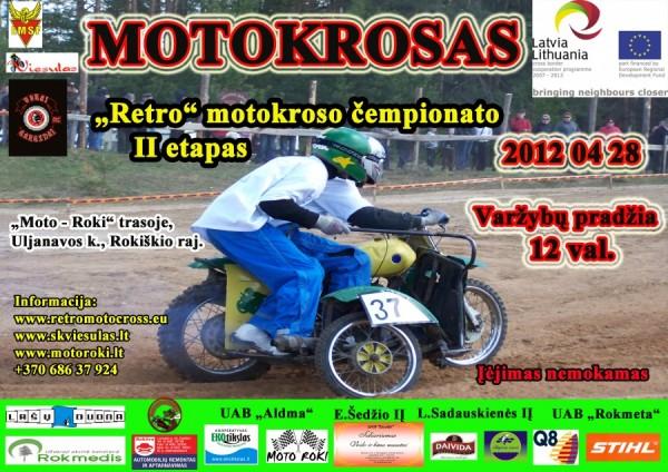 retro moto 2012